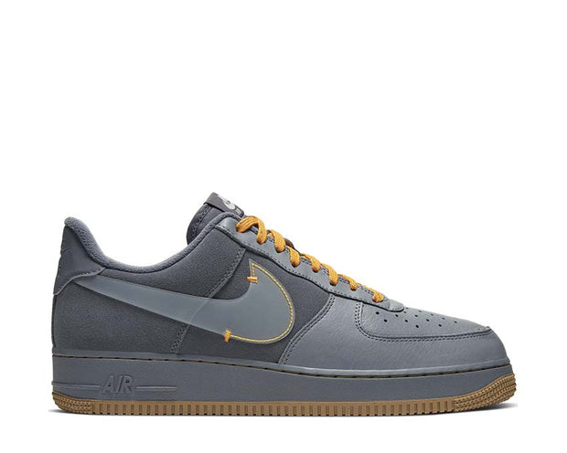 Nike Air Force 1 Prm Cool Grey / Pure Platinum - Dark Grey CQ6367-001
