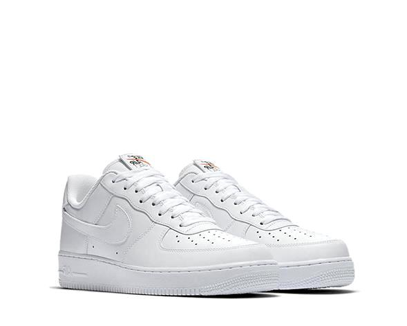 Nike Air Force 1 QS Velcro Swoosh Pack AH8462-102