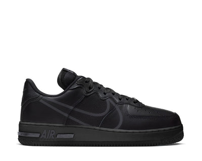 Nike Air Force 1 React Black / Anthracite CT1020-002
