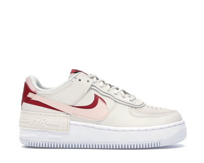 Nike Air Force 1 Shadow Phantom / Echo Pink - Gym Red CI0919-003
