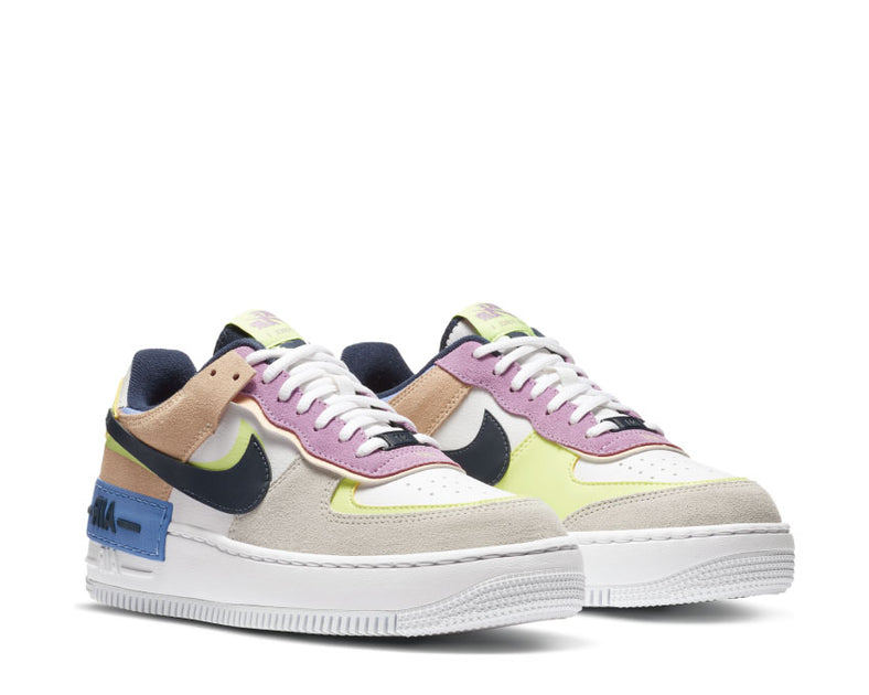 Buy Nike Air Force 1 Shadow Cu8591 001 Noirfonce This nike air force 1 comes constructed in a mix of leather and mesh with translucent overlays atop a solid grey rubber outsole. noirfonce