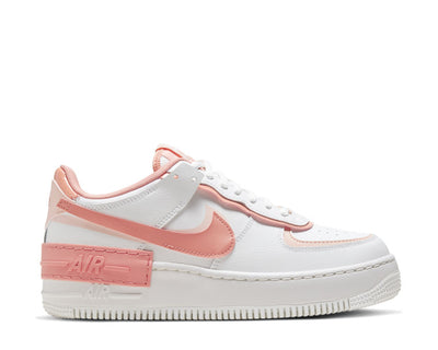 Nike Air Force 1 Shadow Summit White / Pink Quartz - Washed Coral CJ1641-101