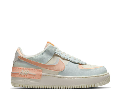 Nike Air Force 1 Shadow Sail / Barely Green - Crimson Tint CU8591-104