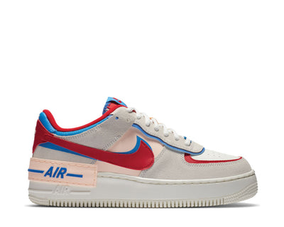 Nike Air Force 1 Shadow Sail / University Red - Photo Blue CU8591-100