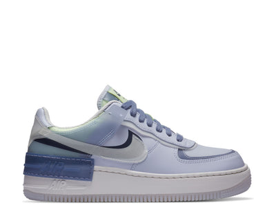 Nike Air Force 1 Shadow SE Ghost / Summit White - World Indigo CK6561-001
