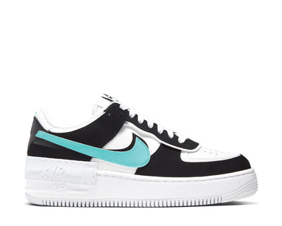 Nike Air Force 1 Shadow White / Aurora Green - Black CZ7929-100