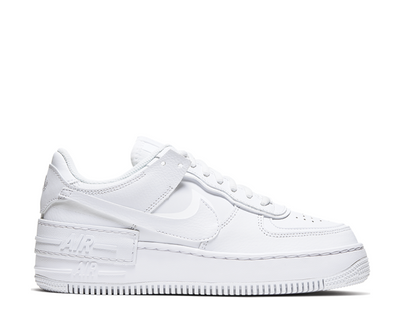 Nike Air Force 1 Shadow White / White - White CI0919-100