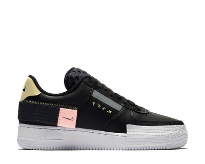 Nike AF1 Type Black Anthracite Zinnia Pink Tint CI0054-001