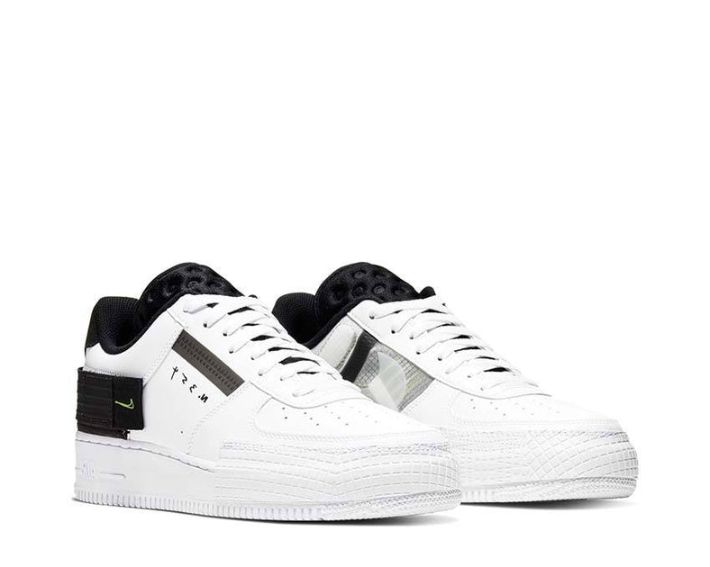 césped equipo Altoparlante  Nike Air Force 1 Type White AT7859-101 - Buy Online - NOIRFONCE