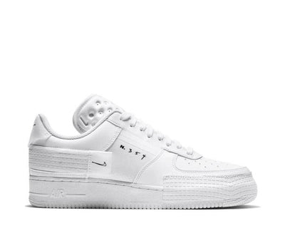 Nike Air Force 1 Type 2 White / Black CT2584-100