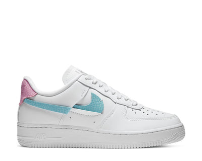 Nike Air Force 1 W LXX White / Bleached Aqua - Pink Rise DC1164-101