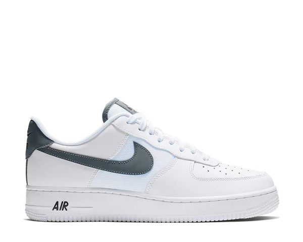 0839243914c4 Nike Air Force 1  07 LV8 White Cool Grey Night Maroon BV1278-100 ...