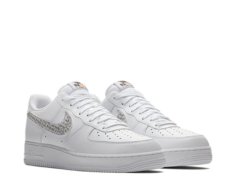"Nike Air Force 1 LV8 White ""Just Do it"""
