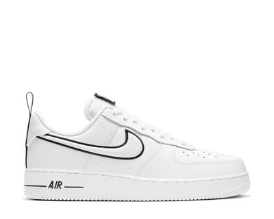 Nike Air Force 1 White / White - Black DH2472-100