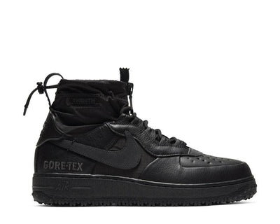 Nike Air Force 1 Winter GTX Black / Black - Anthracite CQ7211-003