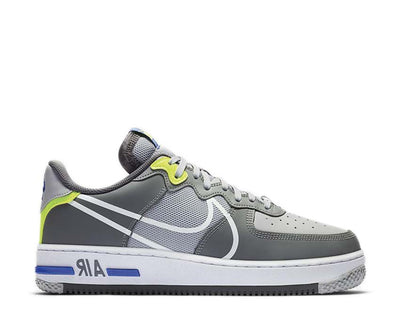 Nike Air Force 1 Wolf Grey / White - Smoke Grey - Dark Grey CD4366-002
