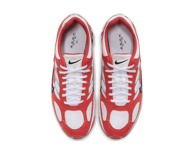 Nike Air Ghost Racer Track Red / Black - White - Metallic Silver AT5410-601