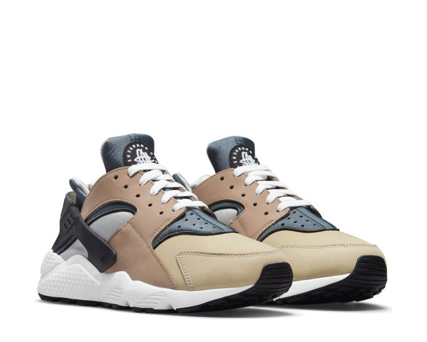 Nike Air Huarache Bisque / Storm Grey - Rope - White DH9532-201