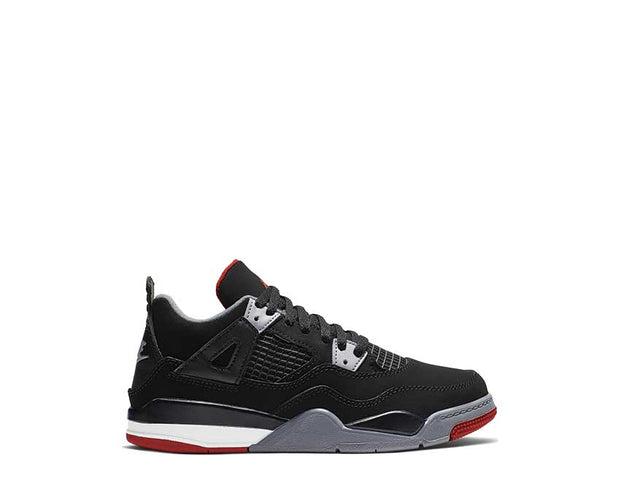 Air Jordan Jordan 4 Black / Fire Red BQ7669-060