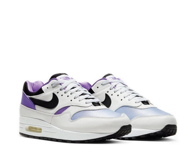 Nike Air Max 1 DNA Ch.1 White / Black - Purple Punch AR3863-101