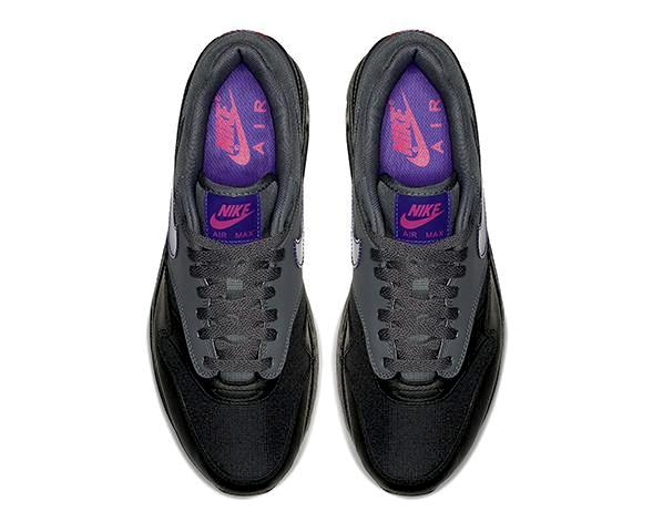 Nike Air Max 1 Grey Purple AR1249-002
