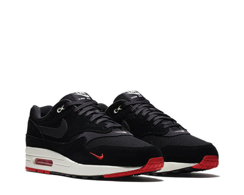 Nike Air Max 1 Premium Mini Swoosh Black