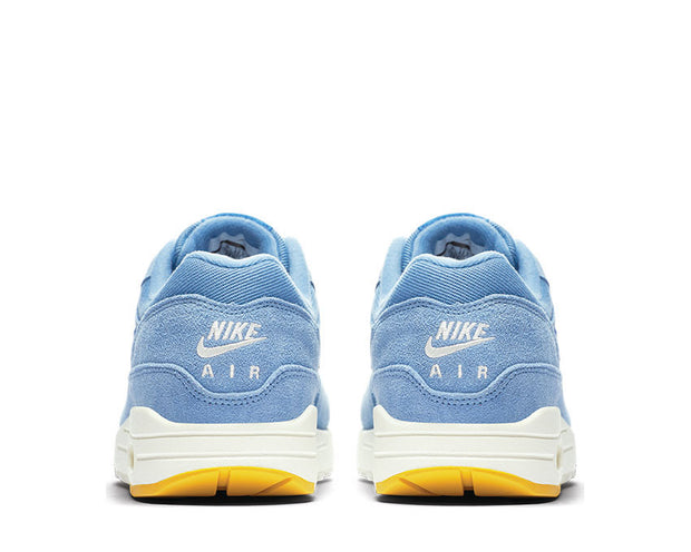 Nike Air Max 1 Premium Mini Swoosh Work Blue 875844-404