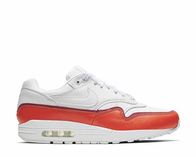 Nike Air Max 1 SE Overbranded White Team Orange True Berry 881101-102