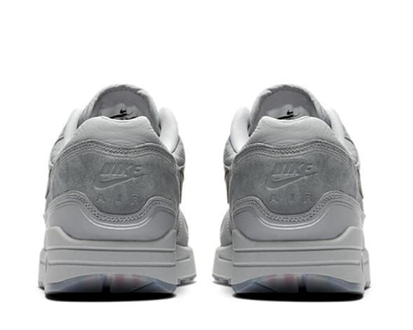 "Nike Air Max 1 Grey ""Centre Pompidou"" AV3735-001"