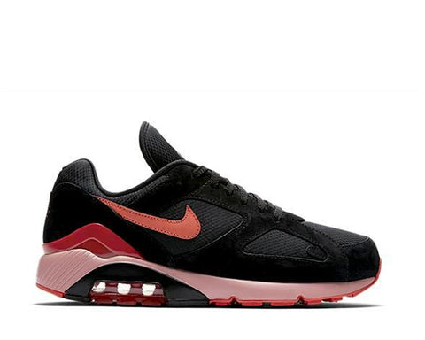 Nike Air Max 180 Black Team Orange