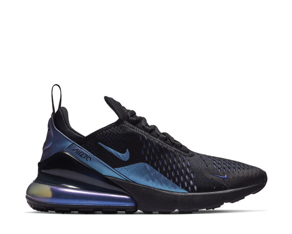 new style ca57a af284 Nike Air Max 270 Black Laser Fuchsia Regency Purple AH8050 020 ...