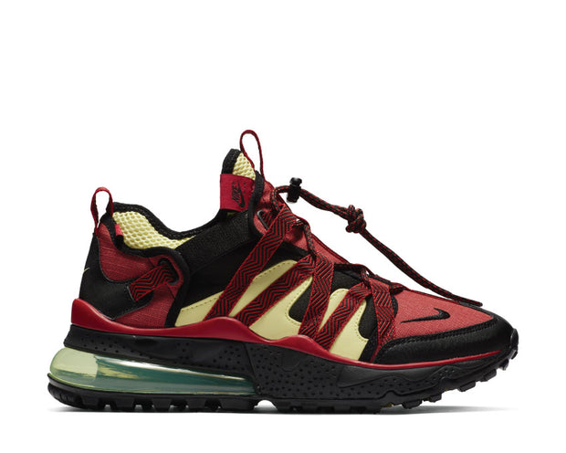 Nike Air Max 270 Bowfin Black University Red LT Zitron AJ7200-003