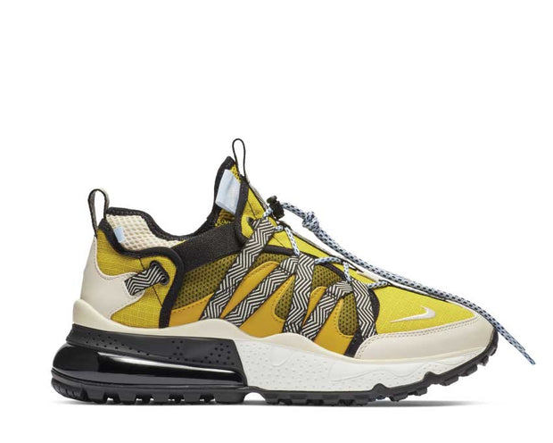 Nike Air Max 270 Bowfin Dark Citron Light Cream Bright Citron AJ7200-300