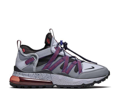 Nike Air Max 270 Bowfin Cool Grey / Black - Concord - Wolf Grey AJ7200-009