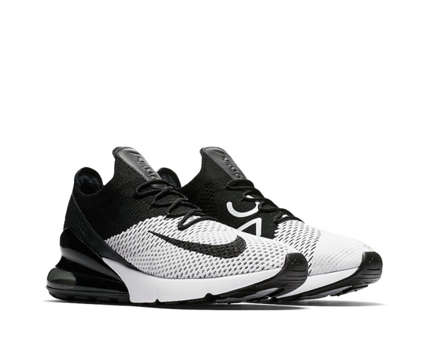 Chaussures Nike Air Max 270 Flyknit Blanche AO1023 100