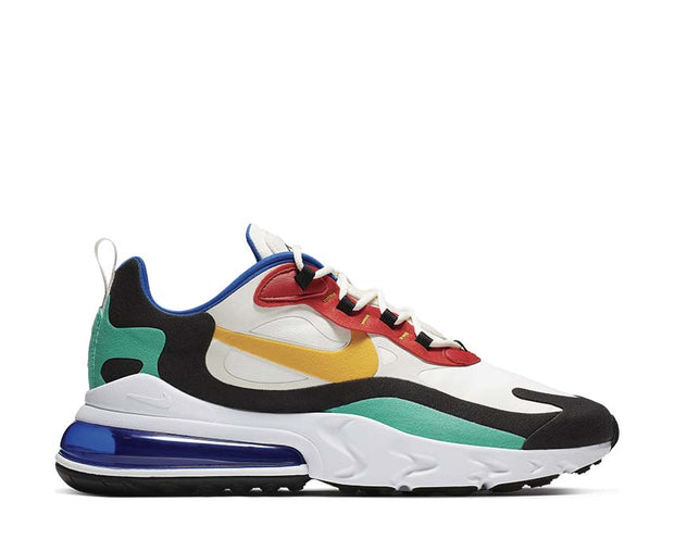 Nike Air Max 270 React Phantom University Gold University Red AO4971-002