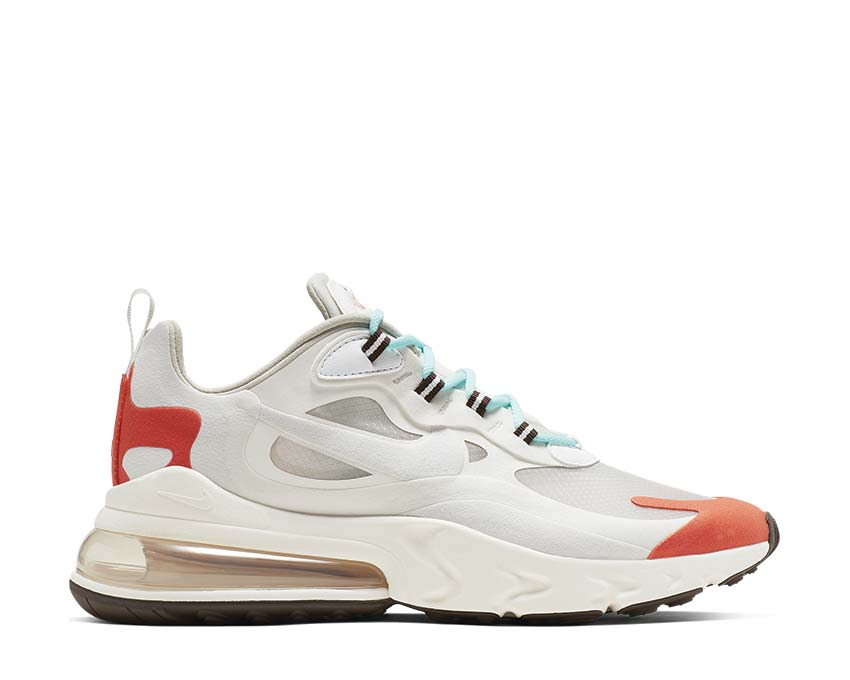 Nike Air Max 270 React Beige Chalk / Platinum Tint AO4971-200