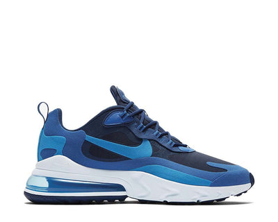 Nike Air Max 270 React Blue Void Photo Blue Game Royal AO4971-400