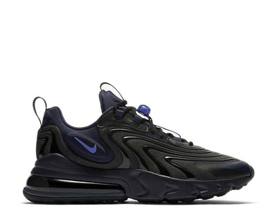 Nike Air Max 270 React ENG Black / Sapphire - Obsidian CD0113-001