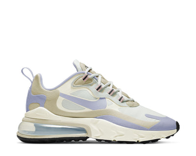 Nike Air Max 270 React Summit White / Ghost - Fossil - Sail CT1287-100