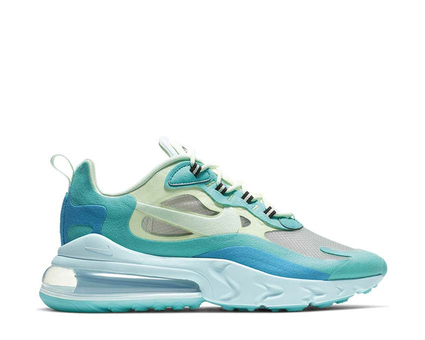 Nike Air Max 270 React Hyper Jade Frosted Spruce Barely Volt AO4971-301
