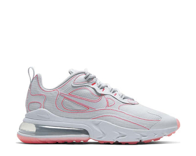 Nike Air Max 270 React SP White / White - Flash Crimson CQ6549-100