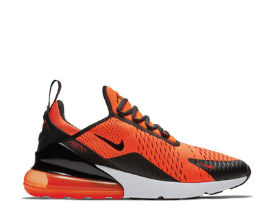 Air Max 270 Total Orange Black Red  BV2517 800