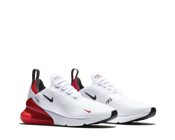 quality design ba480 028d8 Nike Air Max 270 White Black Red BV2523-100 - Buy Online - NOIRFONCE