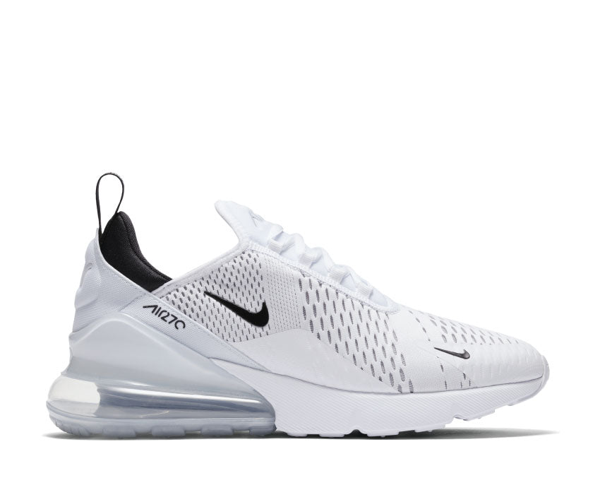 Nike Air Max 270 White Black White AH8050 100