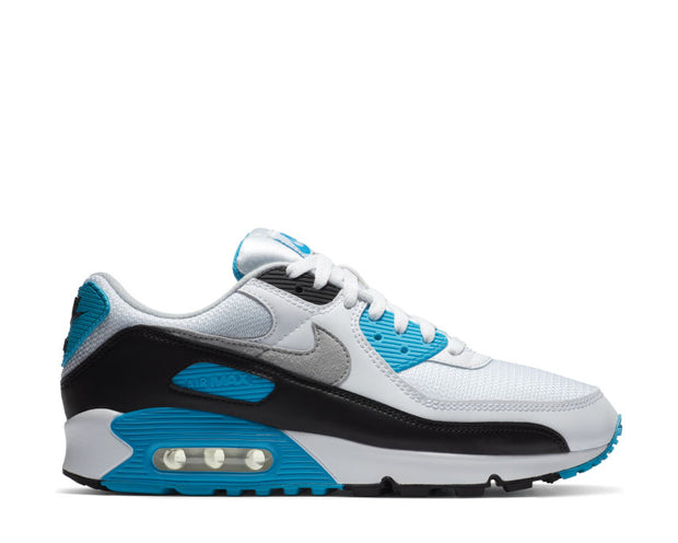 Nike Air Max III White / Black - Grey Fog - Laser Blue CJ6779-100