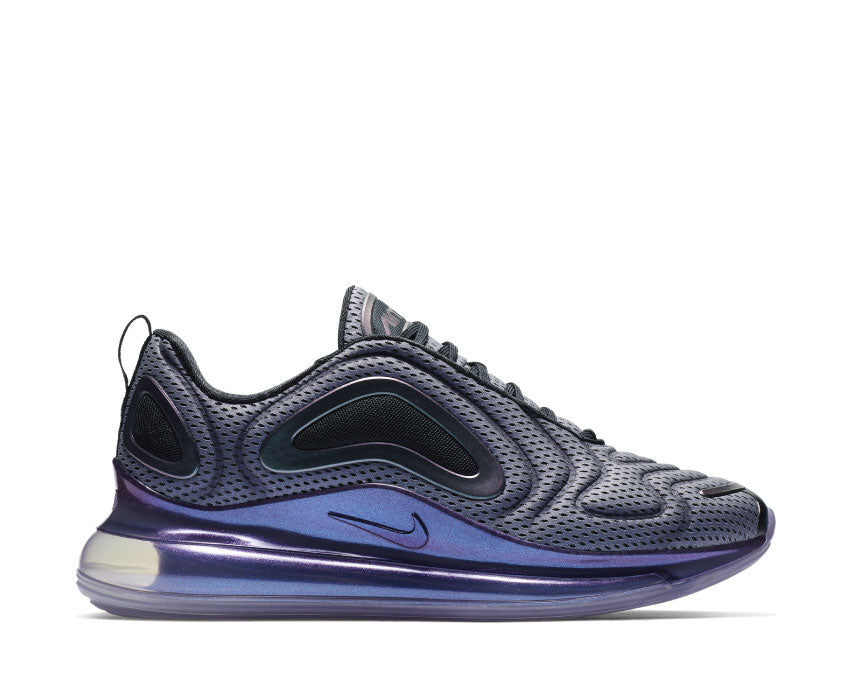 Nike Air Max 720 Metallic Silver Black Metallic Silver AO2924-001