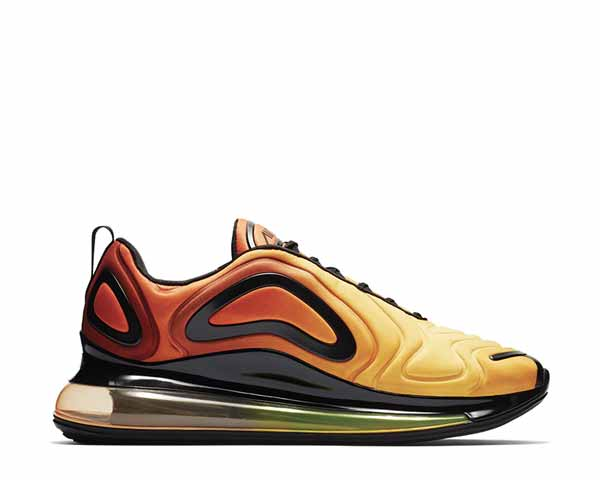 Nike Air Max 720 Total Orange Black Laser Orange AO2924-800