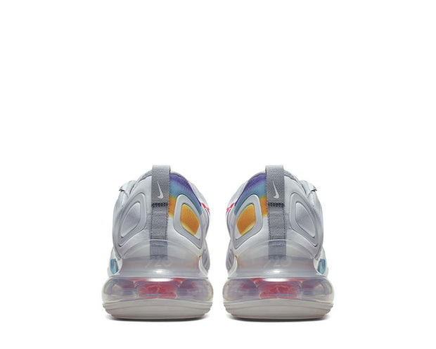 Nike Air Max 720 Wolf Grey Teal Nebula Red Orbit White AO2924-011