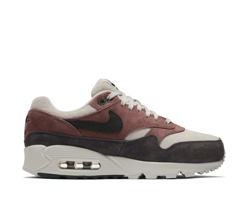 Nike Air Max 90/1 Red Sepia Oil Grey Vast Grey AQ1273 200
